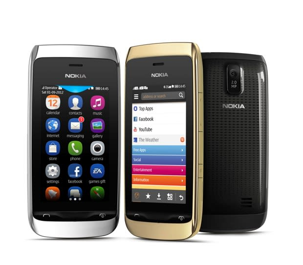 Nokia outs Asha 308 and 309, deems Series 40 smartphone-worthy