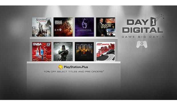 Sony's PlayStation 3 getting 'PSN Day 1 Digital' to launch games