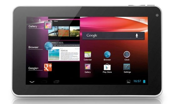 Alcatel intros One Touch T10 tablet with 7-inch display and