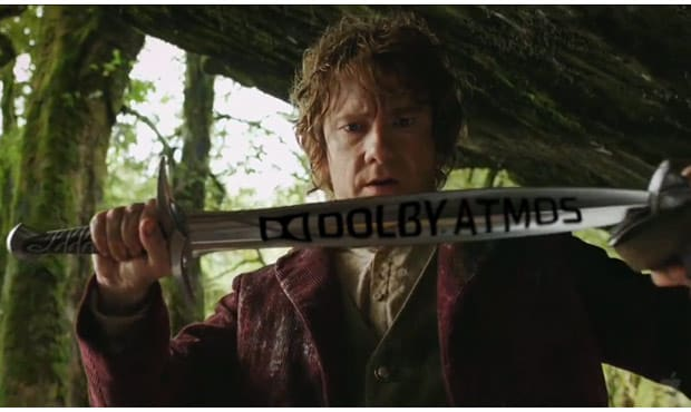 The Hobbit: An Unexpected Journey to receive the Dolby Atmos