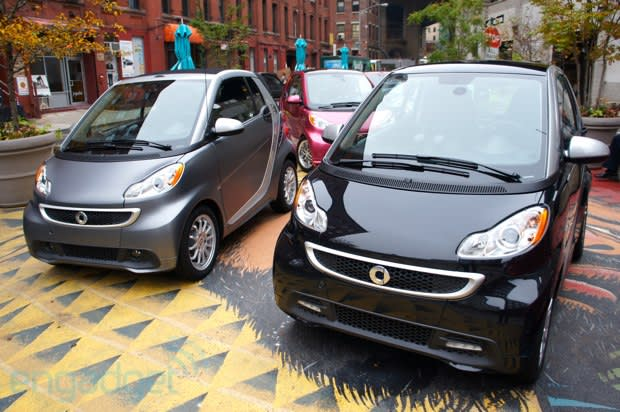 Now That Smart S Second Gen Fortwo Electric Drive Ev Has Gotten Its Year Of Time On The Roads Company Is Ready To Announce Successor