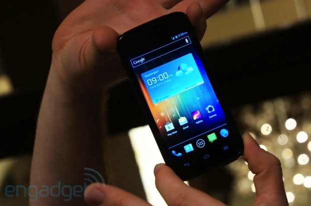 Huawei Ascend P1 LTE hands-on