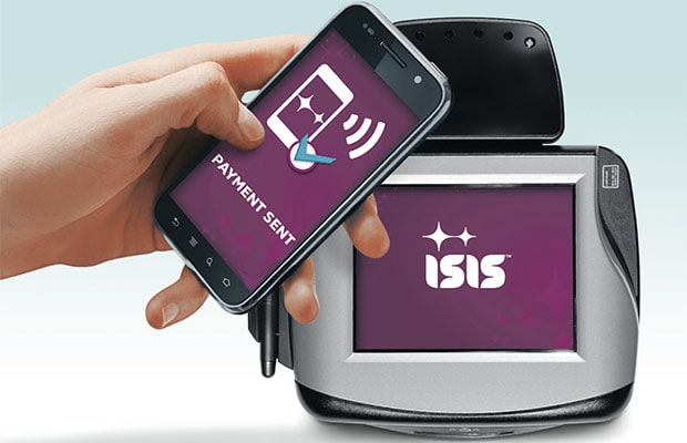 T Mobile To Kick Off Isis Mobile Wallet Pilot Program On October
