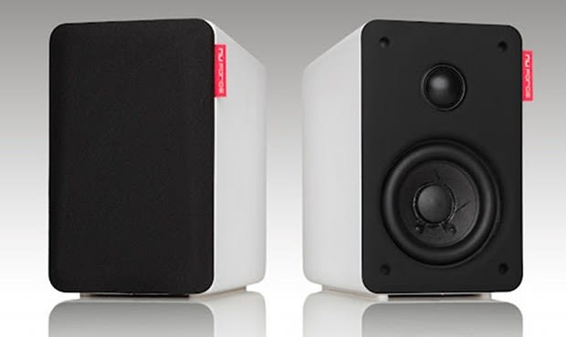 NuForce Has Just Launched The S3 BT A Line Of High Quality Bookshelf Speakers That Tout Bluetooth 40 As One Its Main Selling Points