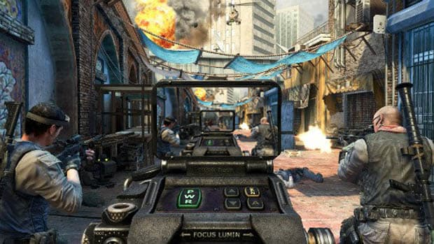 Call of Duty: Black Ops 2 has YouTube livestreaming built-in on 360