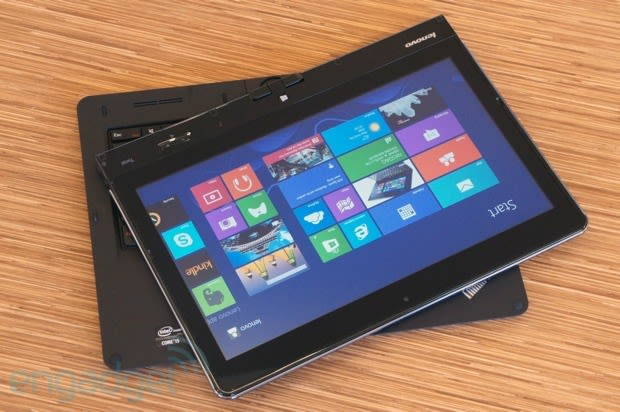 Lenovo ThinkPad Twist review: an old form factor gets new
