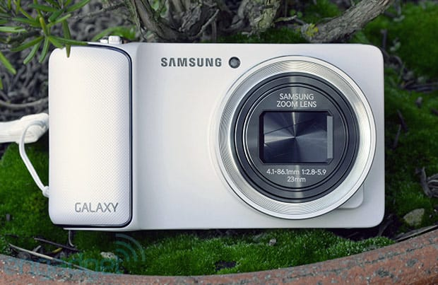Samsung Galaxy Camera review: a 21x compact shooter brought to life