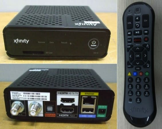 Humaxs Take On An Ip Connected Tv Box For Comcast Passes Through
