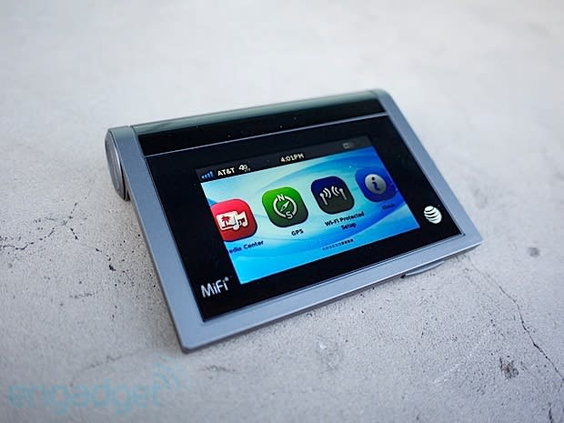 MiFi Liberate review: does the world need a mobile hotspot