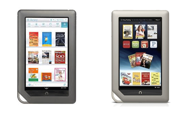 Barnes & Noble cut the price of Nook Tablet, Nook Color once