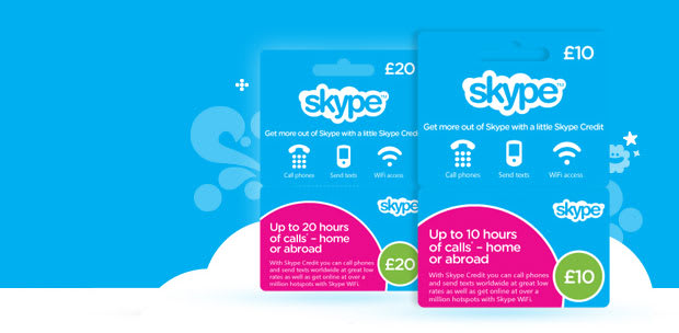 Skype launches prepaid cards in UK: Available in over 1,400