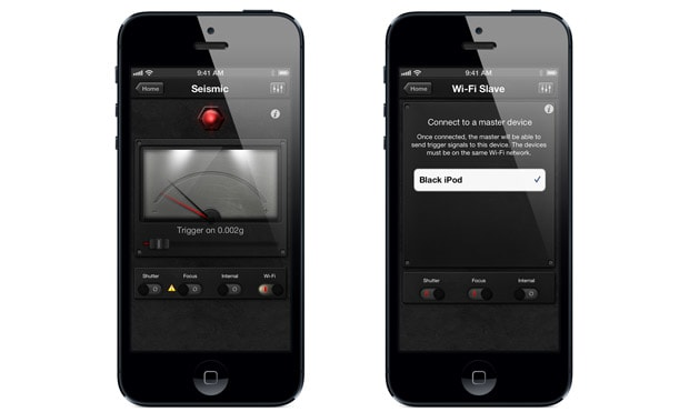 Triggertrap Mobile update adds WiFi control for device-laden