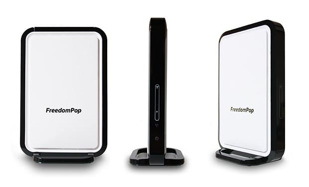 FreedomPop brings free wireless internet to the home with Hub Burst