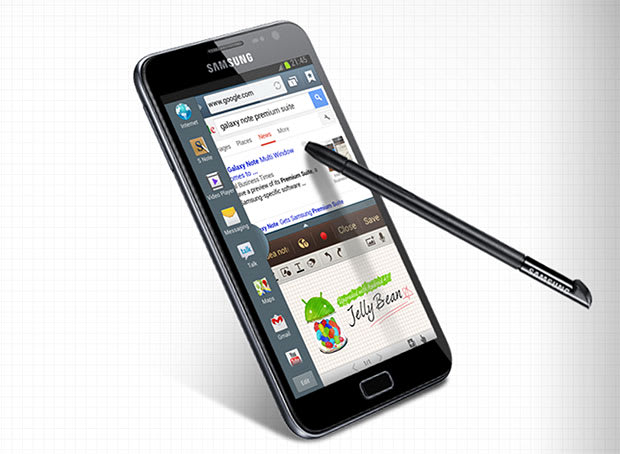 Samsung confirms multi-window feature and Jelly Bean update