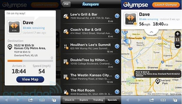 Garmin smartphone apps updated with Foursquare integration, location