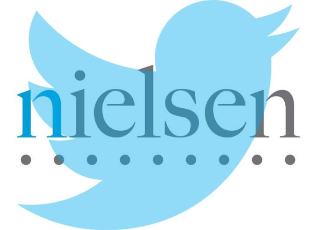 Nielsen teams up with Twitter to create social TV ratings