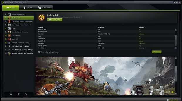 NVIDIA needs your help to optimize its PC gaming optimization