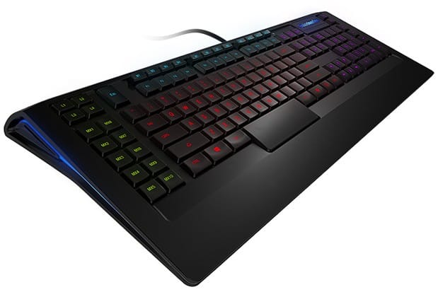 SteelSeries announces Apex and Apex [RAW] gaming keyboards (yes, the