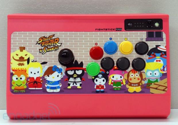 Cute quotient overload: eyes-on with the Street Fighter x