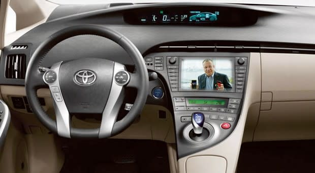 Toyota Signs Deal To Get Nokia S Here Local Search On Its In Car
