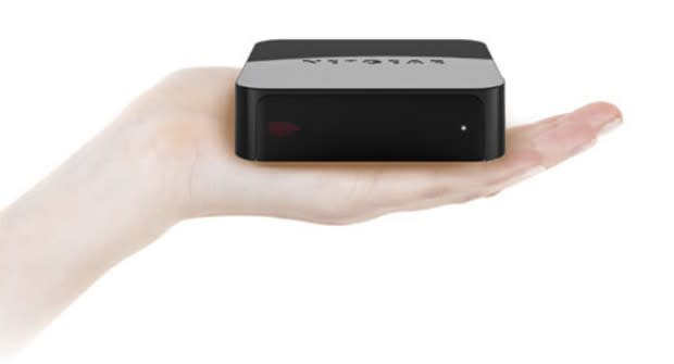 SlingPlayer, TuneIn and other channels added to Netgear's