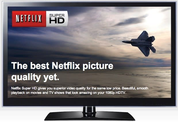 Netflix launches 'Super HD' and 3D streaming -- but only through