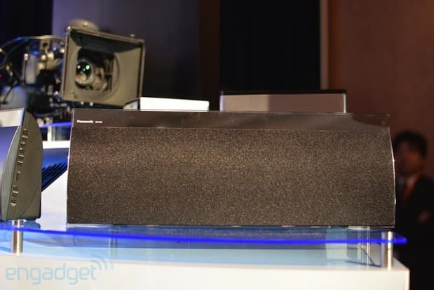 Panasonic announces new home theater systems and wireless