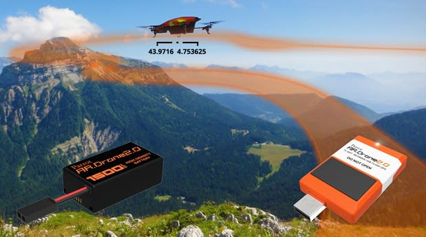 Parrot announces availability for AR Drone 2 0 add-ons, offers