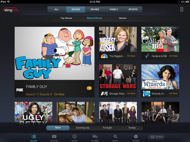 Slingboxes get My Media syncing to USB, Companion iPad app for at
