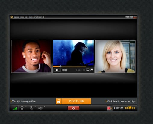ooVoo update lets you and a party of 11 watch YouTube together
