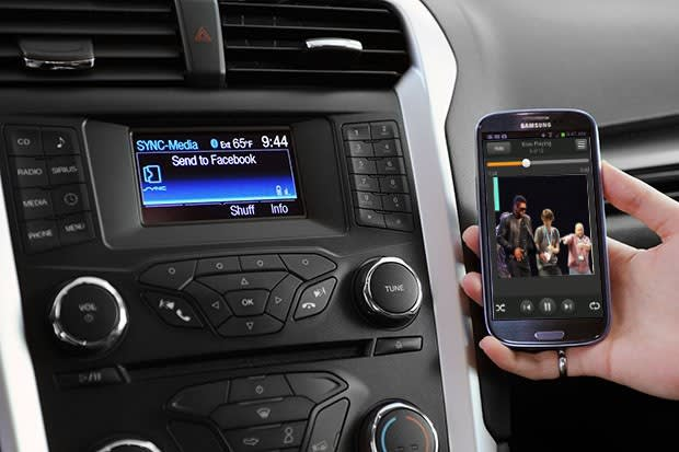 Amazon Mp3 Adds Ford Sync Support For Android Makes You Vocalize
