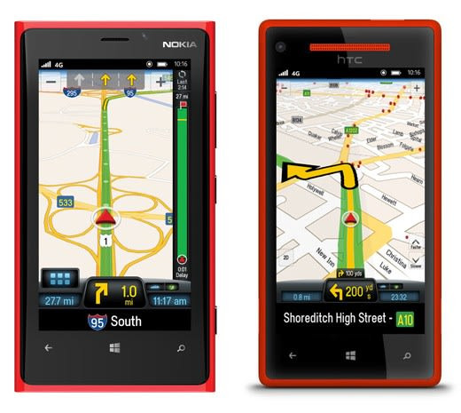 CoPilot GPS navigation coming to Windows 8 and Windows Phone 8