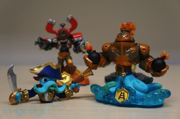 Skylanders Swap Force Is The Next Annual Entry In The Toys To Life