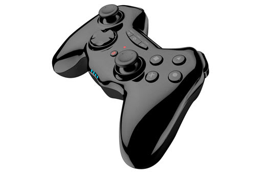 Gioteck GC-2 PS3 controller tweaks pressure sensitivity on the fly