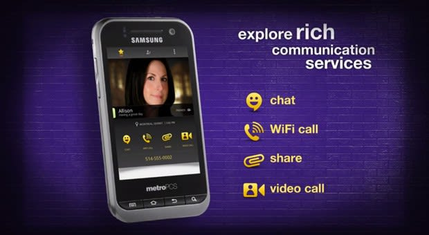 MetroPCS widens Rich Communications Services to all North