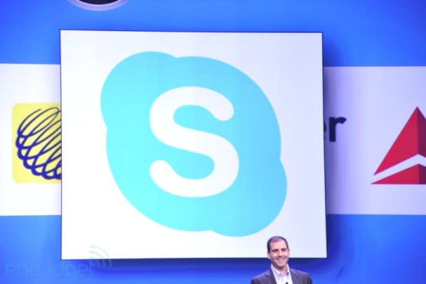 Skype's BlackBerry 10 app still on its way, will be an Android port
