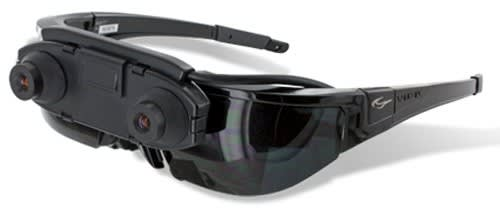 9ee136454 We saw Vuzix shift to a more Google Glass-esque set of smart glasses at CES  in January, but it looks like it's not about to abandon the more  traditional ...