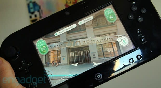 Google Maps With Street View Now Live On Nintendo S Wii U Eshop
