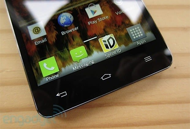 LG Optimus G for Sprint updated to Android 4 1 2