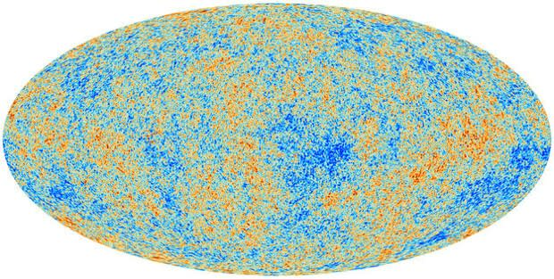 Planck satellite creates most detailed map ever of cosmic microwave ...
