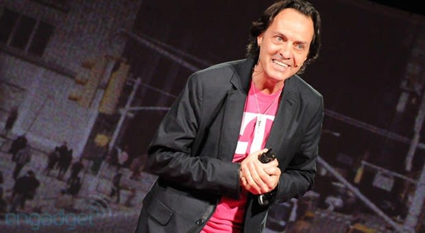 T-Mobile to acquire 10MHz of LTE spectrum from US Cellular in $308