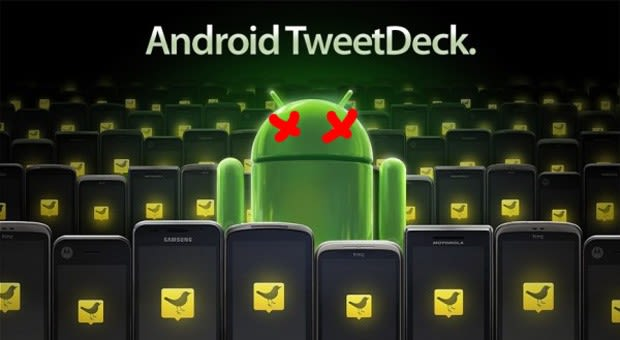 Twitter to drop TweetDeck for AIR, Android and iOS, will also pull
