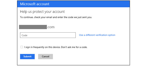 Two-step verification starts rolling out for Microsoft accounts