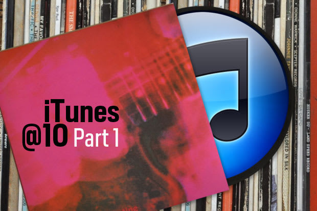 The iTunes influence, part one: How Apple changed the face