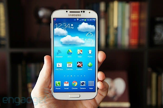 Samsung Galaxy S 4 review | Engadget