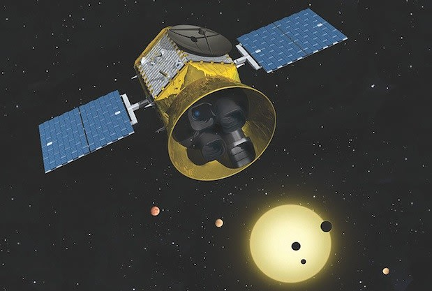 Nasa gives planet hunting tess space telescope go ahead for 2017 launch