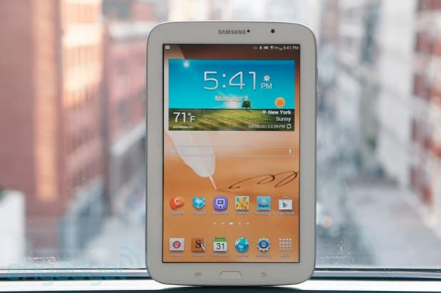 Samsung Galaxy Note 8 0 review