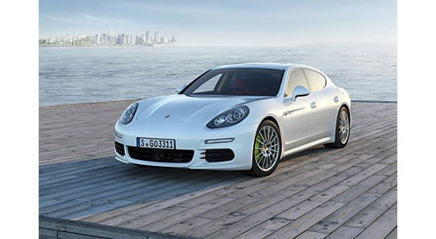 You Ll Soon Be Able To Do It In A Porsche By The End Of Year Without Burning Drop Gas Thanks New Plug Panamera