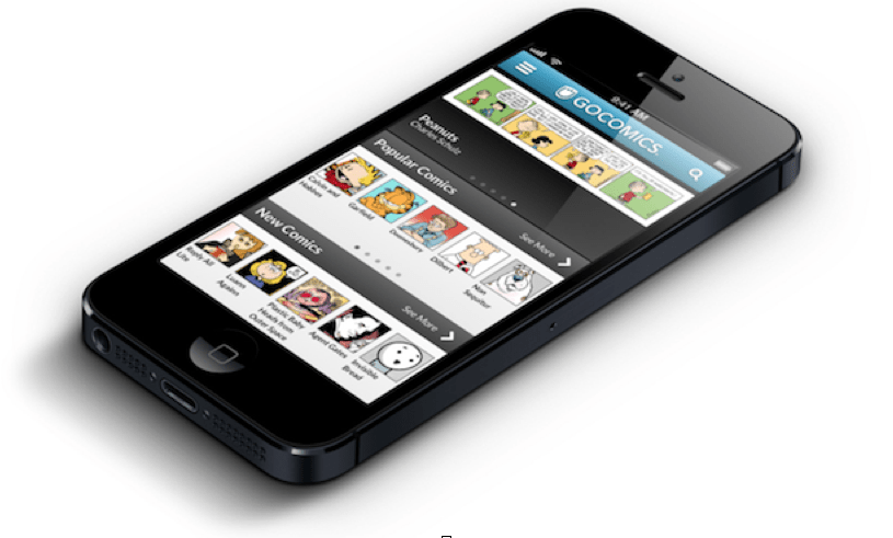GoComics app released for iOS, Android and Windows Phone, digitizes