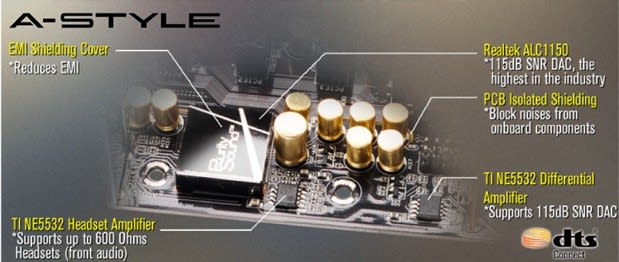 ASRock Purity Sound motherboards come with better audio shielding